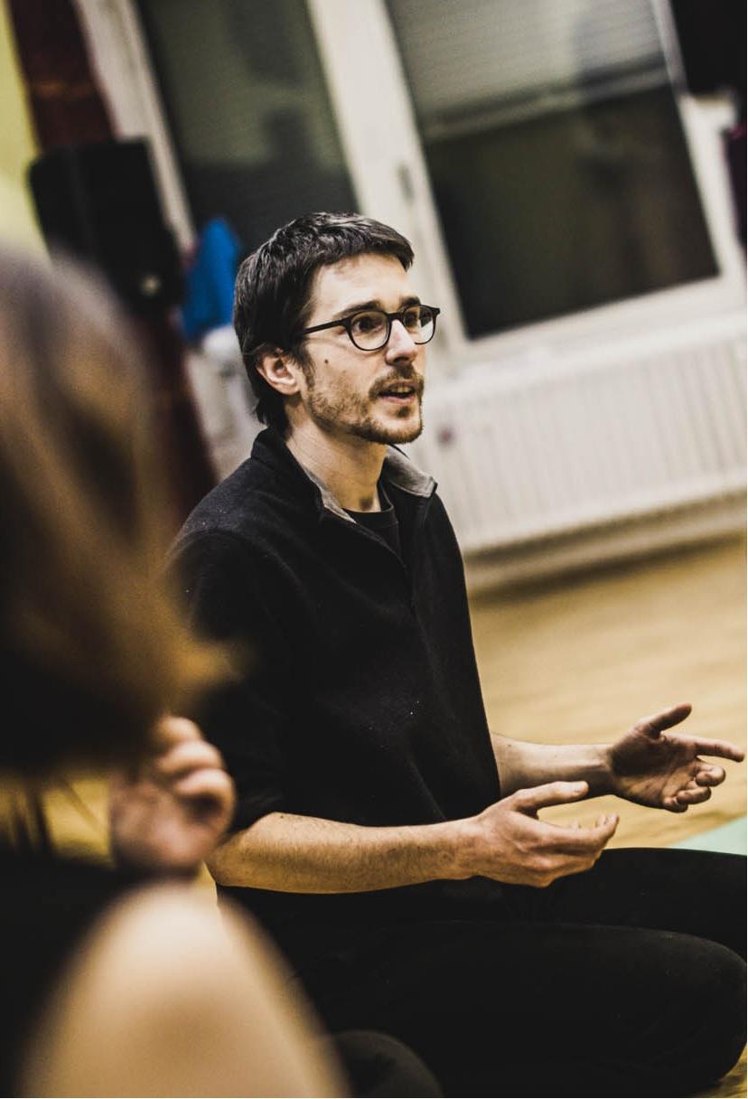 Tomáš Wortner: workshop na přání