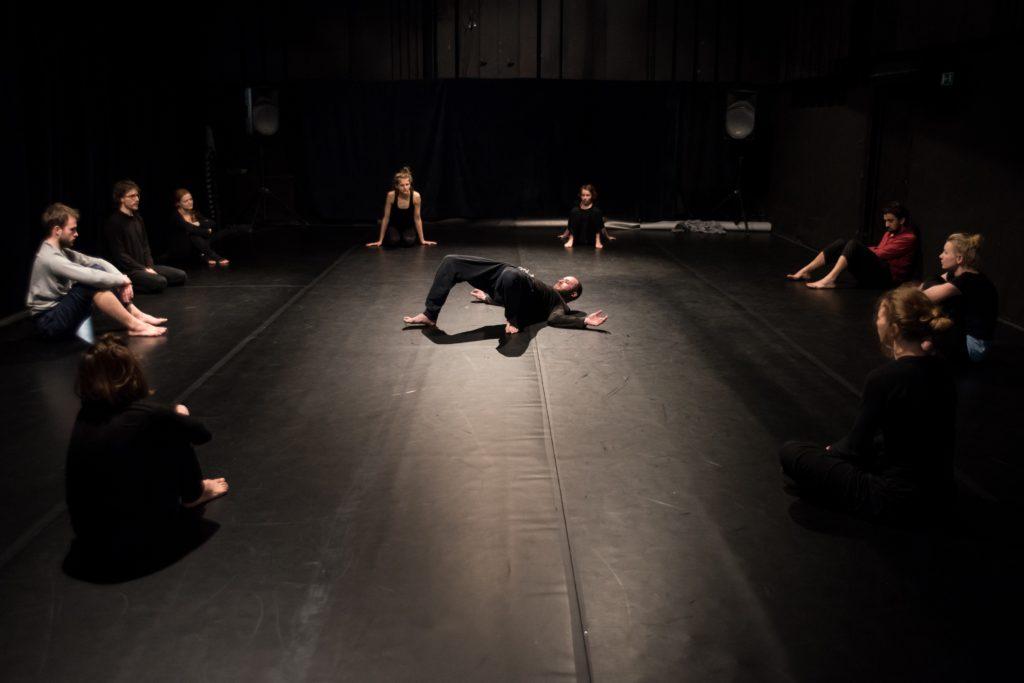 Tomas Wortner: divadlení workshopy